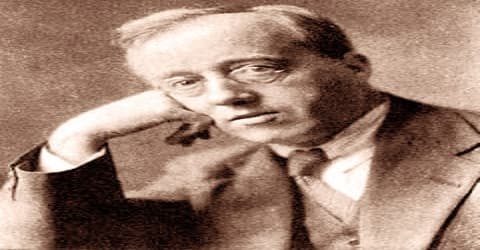 Biography of Gustav Holst