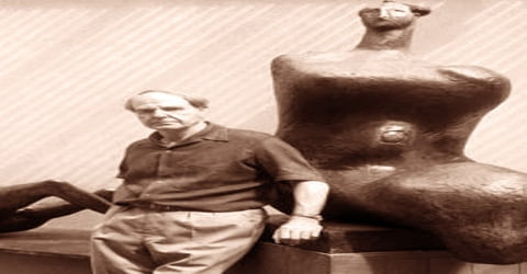 Biography of Henry Moore