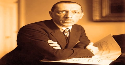 Biography of Igor Stravinsky