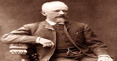 Biography of Pyotr Ilyich Tchaikovsky