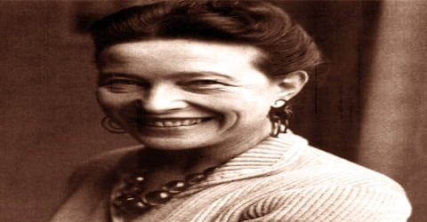 Biography of Simone de Beauvoir