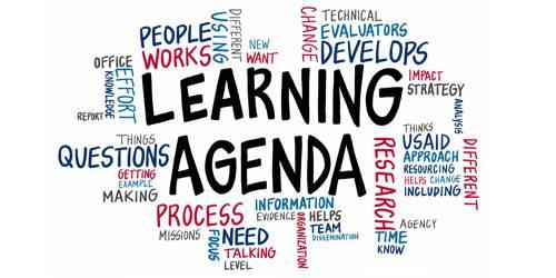 Sample Learning Agenda Format