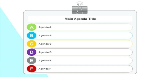 Sample Monthly Meeting Agenda Format