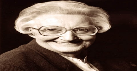 Biography of Cicely Saunders