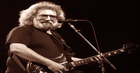 Biography of Jerry Garcia