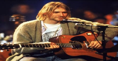 Biography of Kurt Cobain