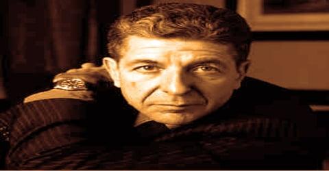 Biography of Leonard Cohen