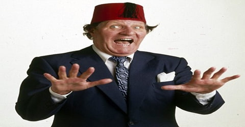Biography of Tommy Cooper