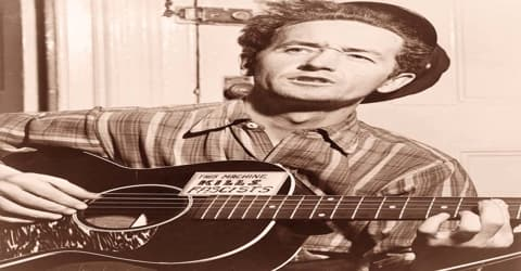 Biography of Woody Guthrie
