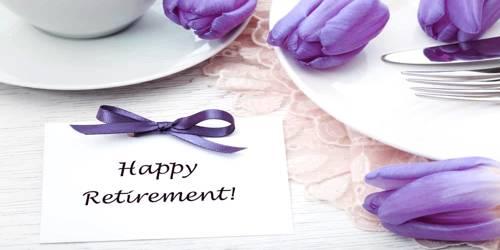 SampleRetirement Appreciation Letter Format