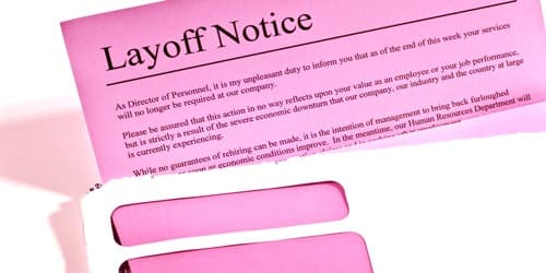How to write an Announcement of Layoff Letter?