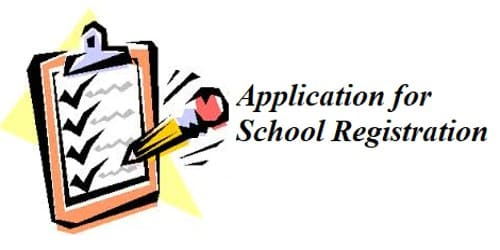 Request Application for School Registration with Ministry of Education