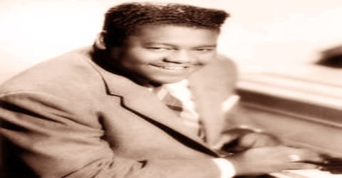 Biography of Fats Domino