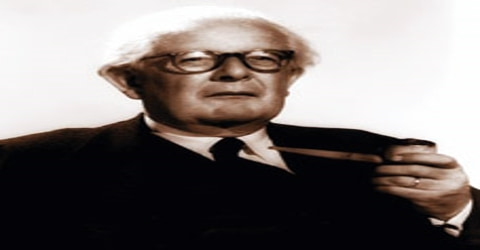 Biography of Jean Piaget