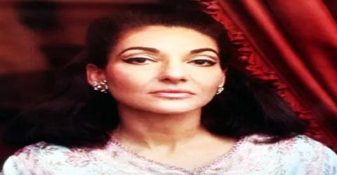 Biography of Maria Callas