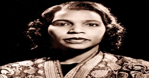 Biography of Marian Anderson