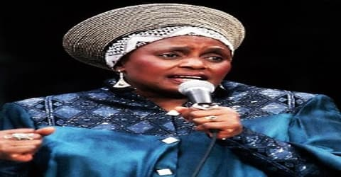 Biography of Miriam Makeba