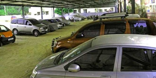 Request Letter for Car Parking allotment in Apartment Area