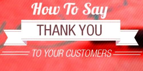 Sample Customer Appreciation Letter Format