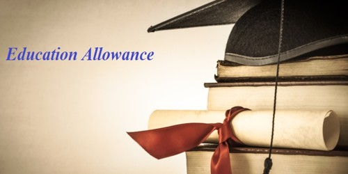 Request Letter for Education Allowance for undergraduate studies
