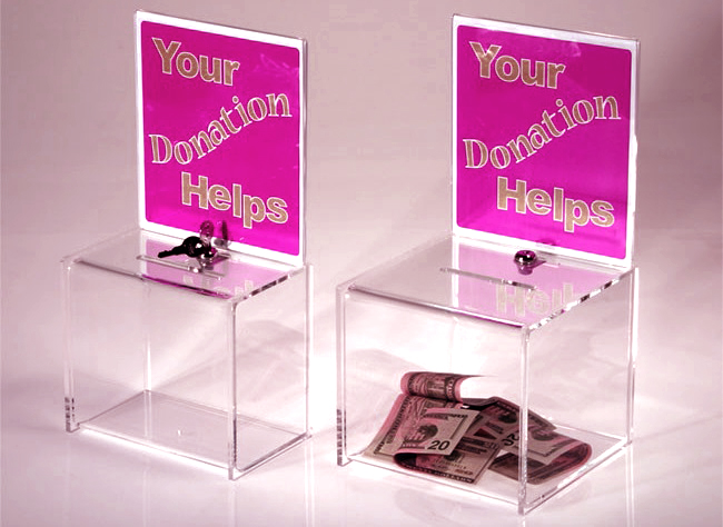 Sample Request Letter for Placement of Donation Boxes with Thanks