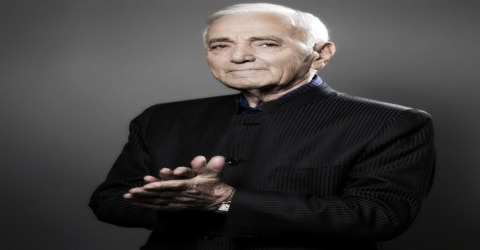 Biography of Charles Aznavour
