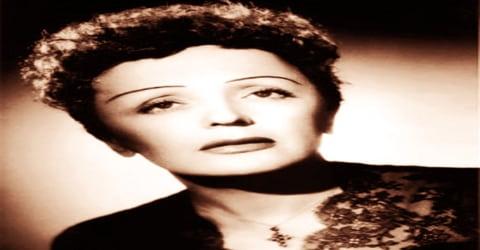 Biography of Edith Piaf