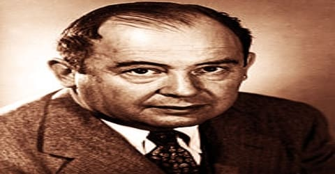 Biography of John von Neumann