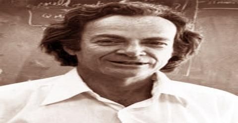Biography of Richard Feynman