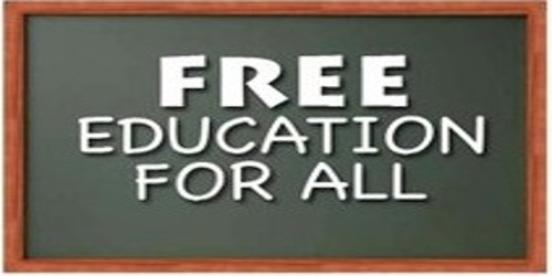 Request Letter by Parents to Principal Demanding Free Education