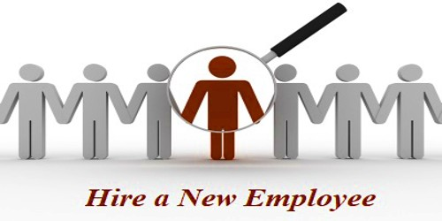 Sample Request Letter to Hire a New Employee