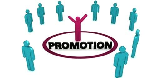 Sample Promotion Announcement Letter Format