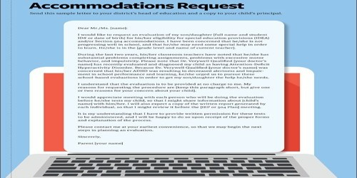 Sample Request Letter for Accommodation in a University