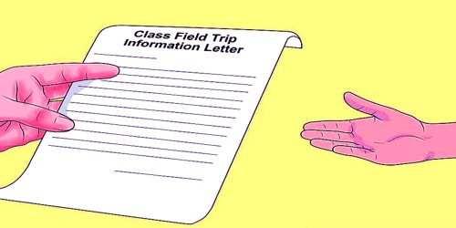Sample Letter to Father Seeking Permission to go to Excursion
