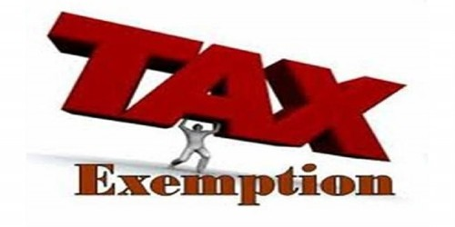 Sample request letter format for Tax Exemption from Sales