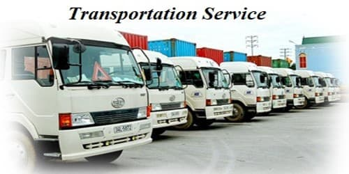 Sample Request Letter for Transportation Service for Shifting Home