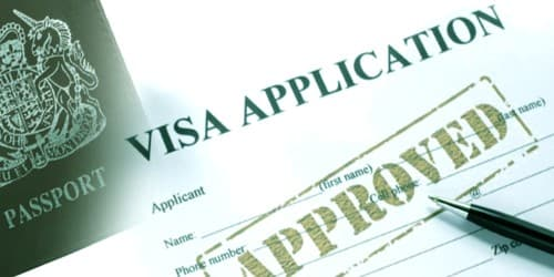 Sample Request Letter to HR Manager for Visiting VISA