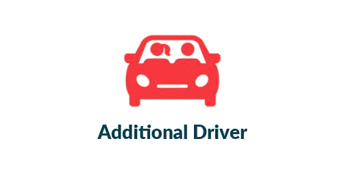 Letter for asking Additional Driver for Official Purpose