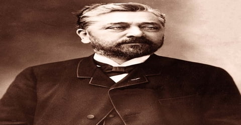 Biography of Gustave Eiffel