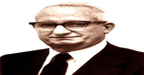 Biography of James Rainwater