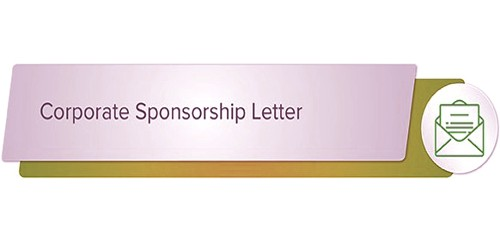 Sample Corporate Sponsorship Letter Format
