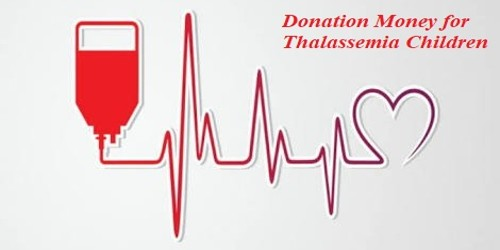 Thank You Letter for Donation Money for Thalassemia Diseased Children