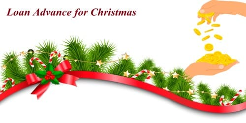 Request for Loan Advance for Christmas for Employees