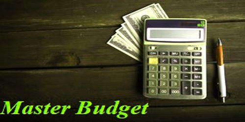 Concept of Master Budget