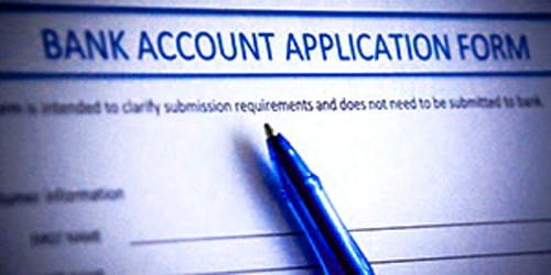 Sample Thanks Letter to Bank for Opening Bank Account