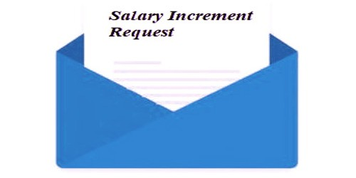 Sample Salary Increment Request letter for Marketing Manager