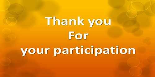 Thank You For Your Participation Letter from www.assignmentpoint.com