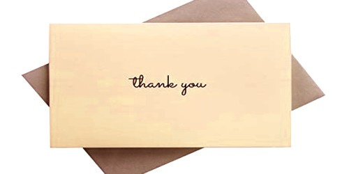 Sample Thanking Letter format for Contribution