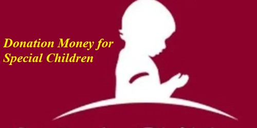 Thank You Letter for Donation Money for Special Children