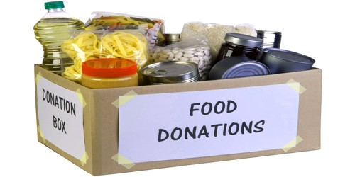 Sample Food Donation request letter for Church